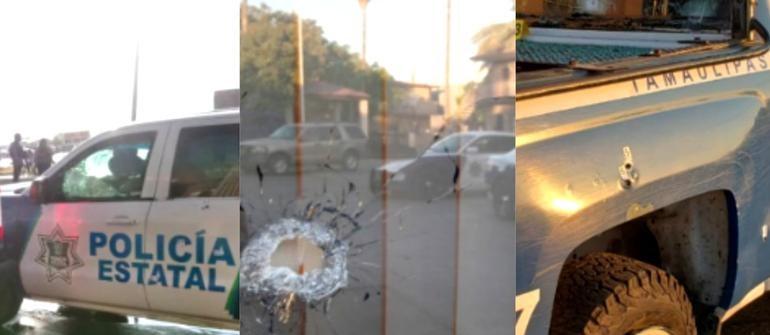 Atacan hotel en Tamaulipas; un policía y 2 civiles muertos (VIDEO)