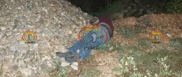 Localizan cadáver cerca de Cabadeña