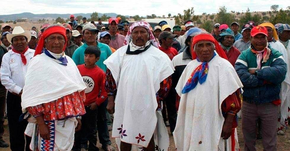 Realizarán indígenas manifestación 'del hambre' el domingo ante AMLO