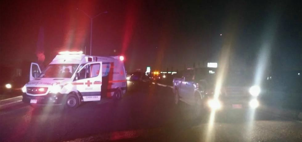 Atropellan y matan a rarámuri en carretera Cuauhtémoc-La Junta