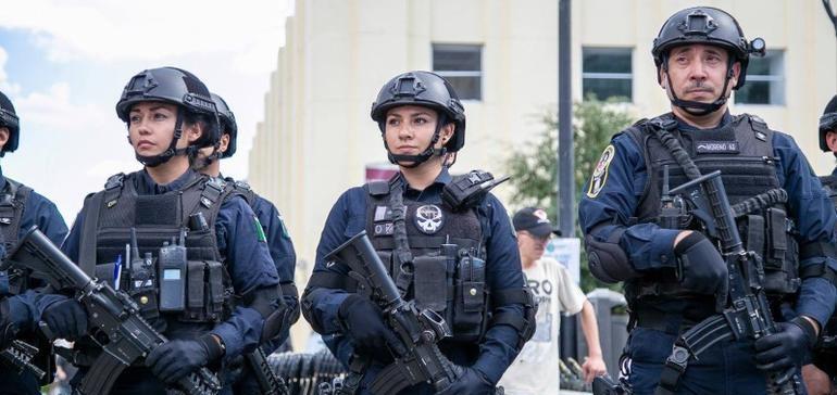 Policía Municipal de Chihuahua, la 4ta mejor pagada en el país: Loya