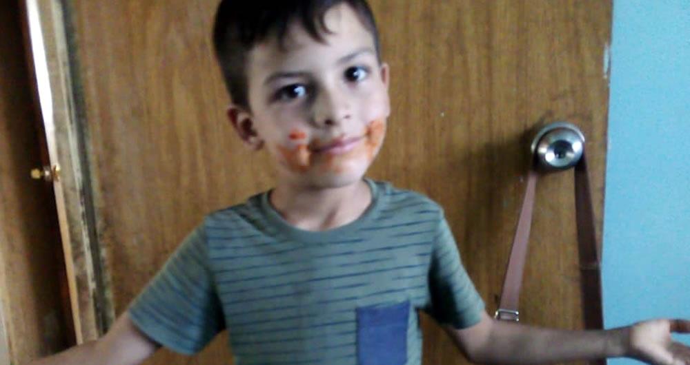 Desaparece niño de 7 años en nuevo casas grandes