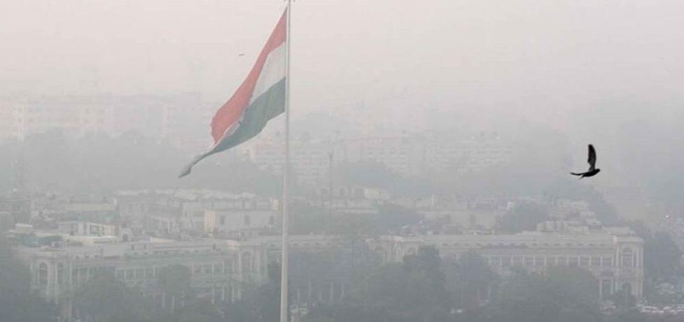 Nueva Delhi declara emergencia de salud por contaminación