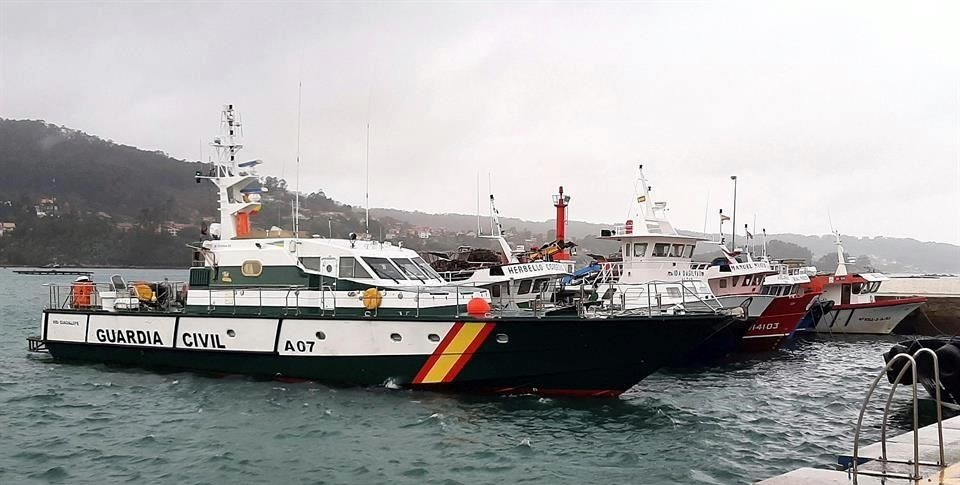 Captura España 'narcosubmarino'