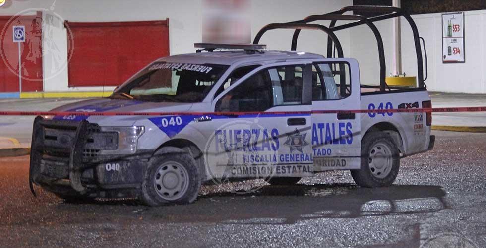 Sicarios atacan a balazos a estatales en juárez