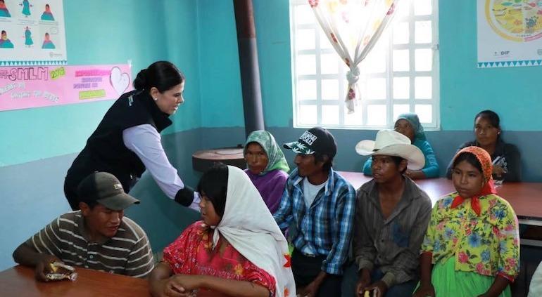 Amplían Centro de Nutrición en Guachochi