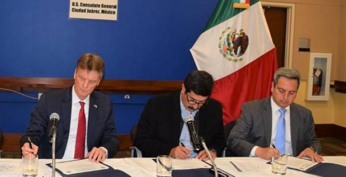 Firman memorando para combatir fraude de visas y pasaportes