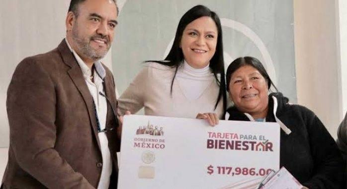 Es Chihuahua la delegación que más apoyos entrega a nivel nacional