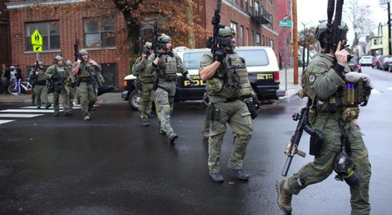 Tiroteo supermercado Nueva Jersey; múltiples muertos y heridos