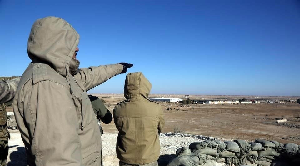 Presiona Irak retirada de tropas de EU