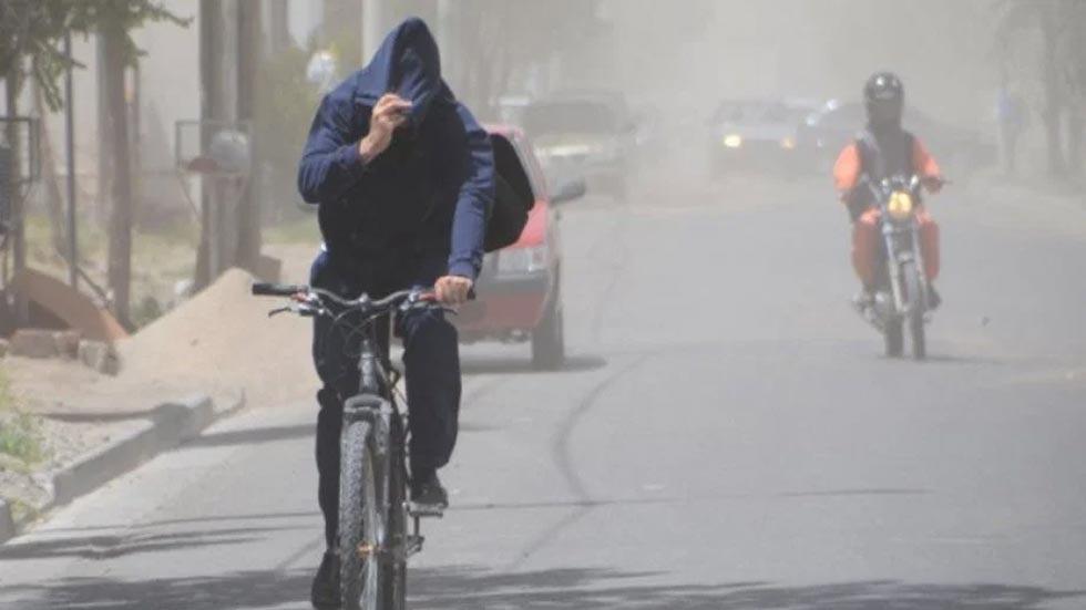 Protección Civil emite aviso preventivo por fuertes vientos en el estado