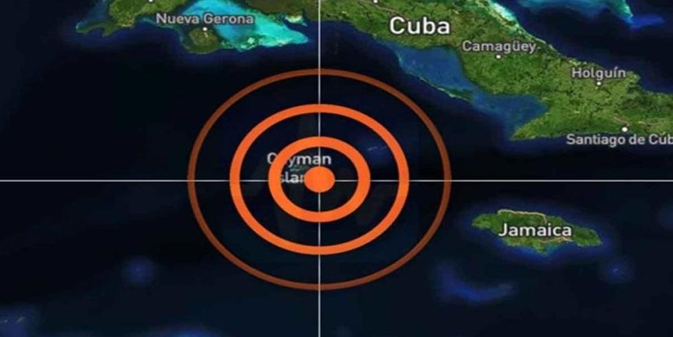 Se registra nuevo sismo en el Caribe, ahora de 6.5 en Islas Caimán