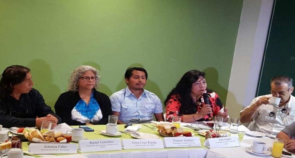 Comunidades indígenas obtienen amparo contra Tren Maya