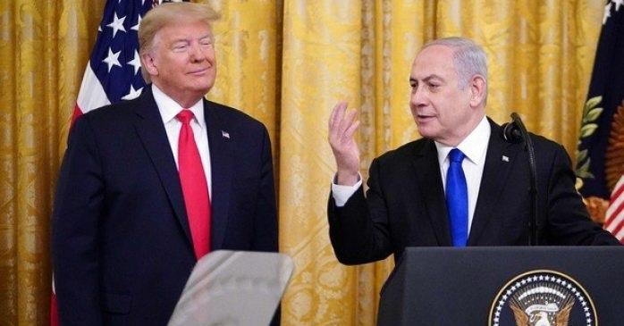 Presenta Trump plan para Medio Oriente; un gran paso hacia la paz