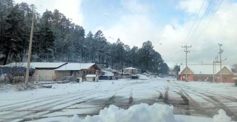 Alertan por 7ª Tormenta Invernal; traerá frío, nieve y aguanieve