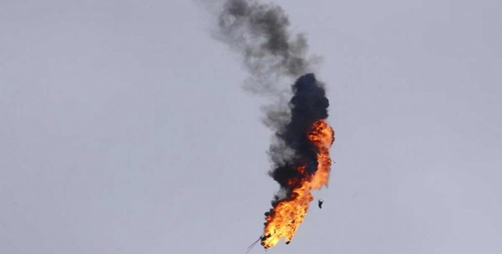 Turquía derriba helicóptero sirio y mueren dos soldados