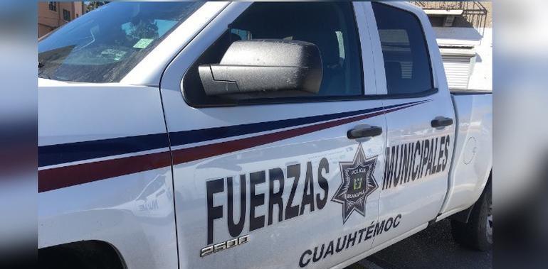 """Abandonan golpeado a joven que """"levantaron"""" en Cuauhtémoc"""