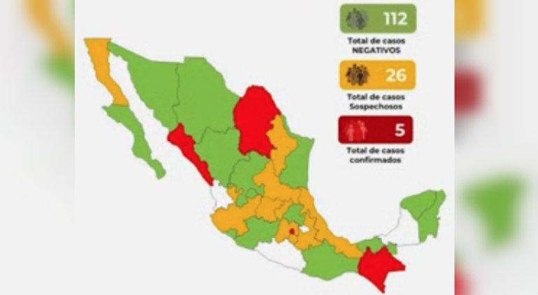 Negativos, casos sospechosos de coronavirus en Chihuahua: Salud