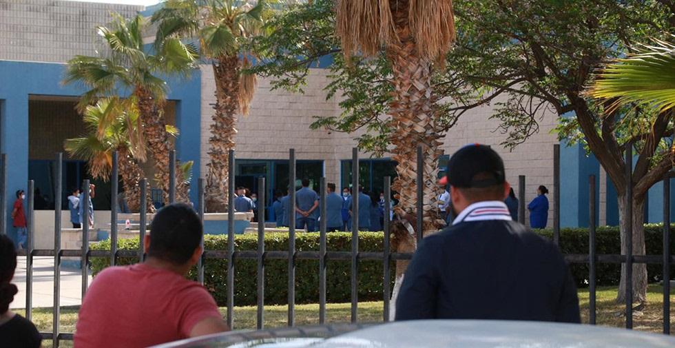 Paran labores en maquila de Juárez por supuesto contagio de empleados