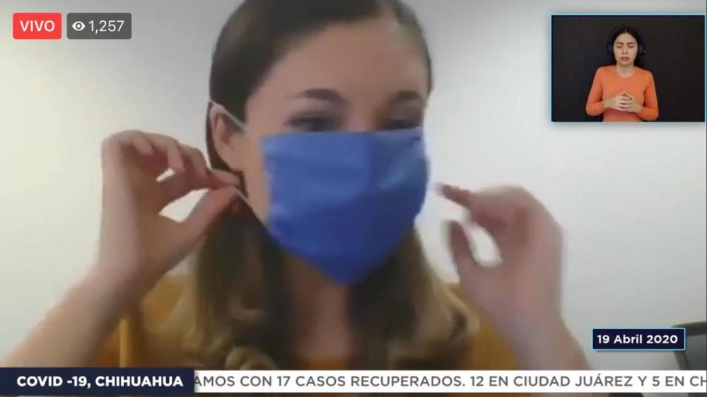 Cubrebocas de tela no sirven para nada dice epidemiólogo