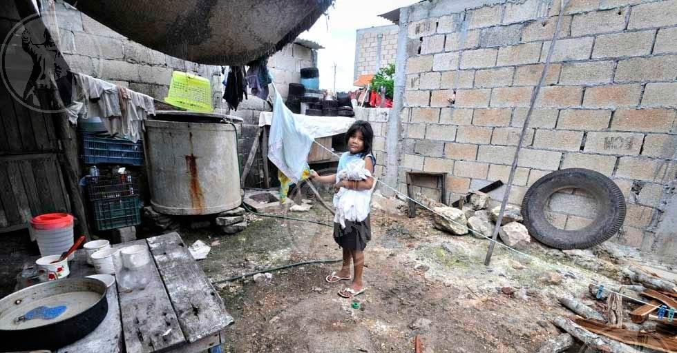 Más de una tercera parte en Chihuahua tiene ingreso inferior a la línea de pobreza
