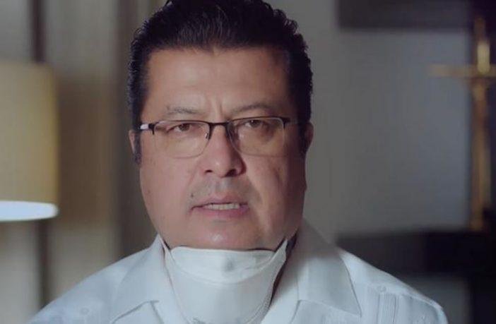 Alcalde Armando Cabada de Juárez da positivo a Covid-19