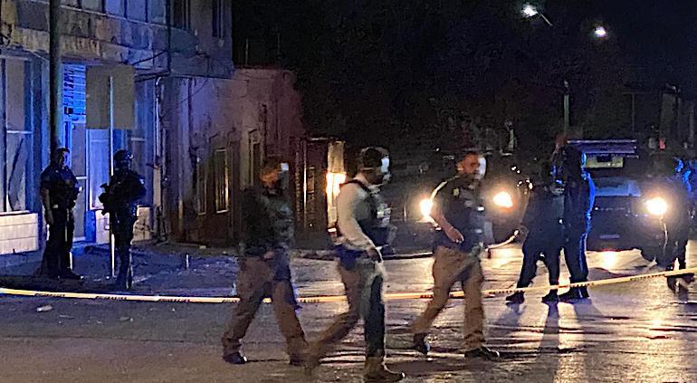 Atacan a Estatales en Juárez; reportan tres policías heridos