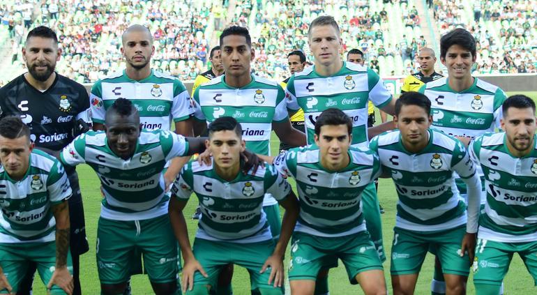 Dan 8 jugadores de Santos positivo a covid-19: Confirma Liga MX