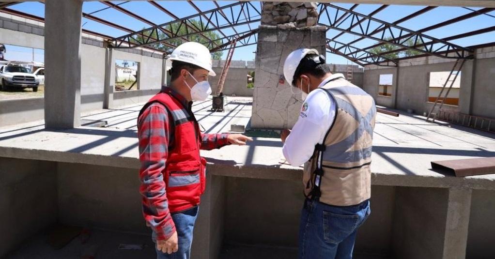 Mejoran comedor escolar en Guachochi: Hugo Aguirre