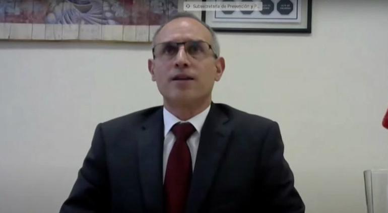 Son actividades esenciales: López-Gatell ante giras de AMLO