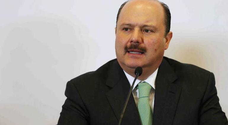 Secretaría de la Función Pública cita a Duarte por edictos