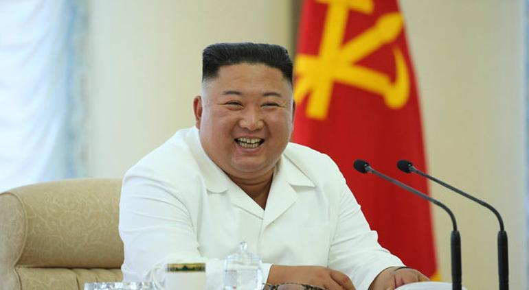 Explica Kim Jong-un por qué en Corea del Norte no hay coronavirus