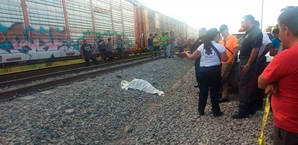 Se queda dormido en las vías y muere destrozado por el tren