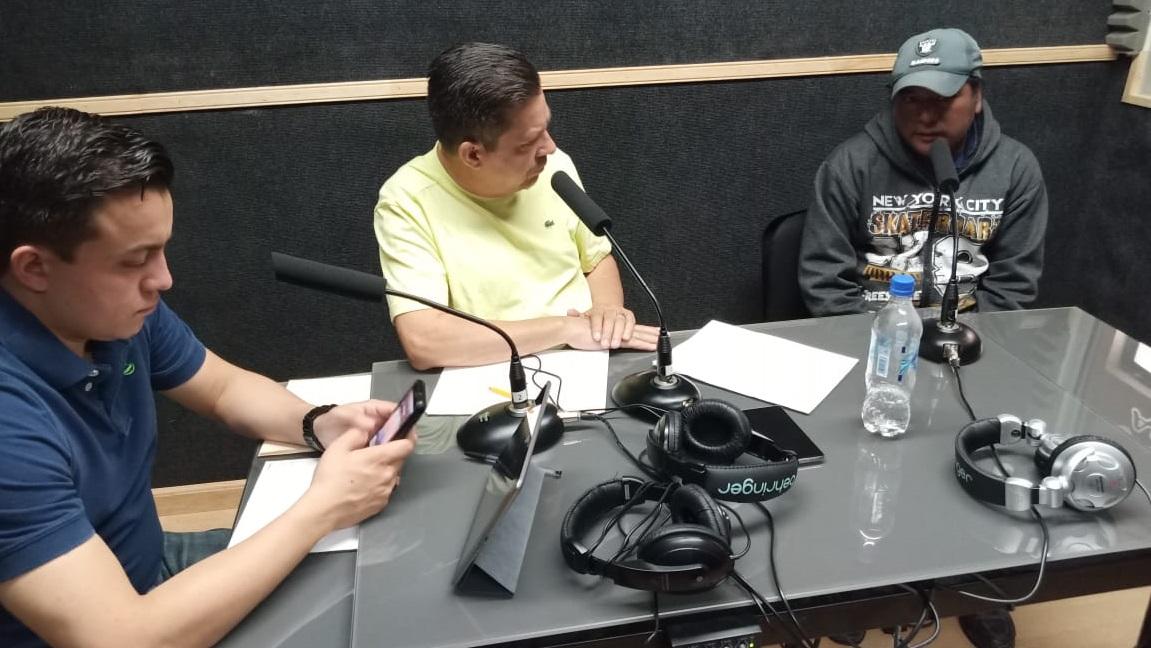 Juan Carlos Loera nos está intimidando e inventando mentiras: Luis Carlos González