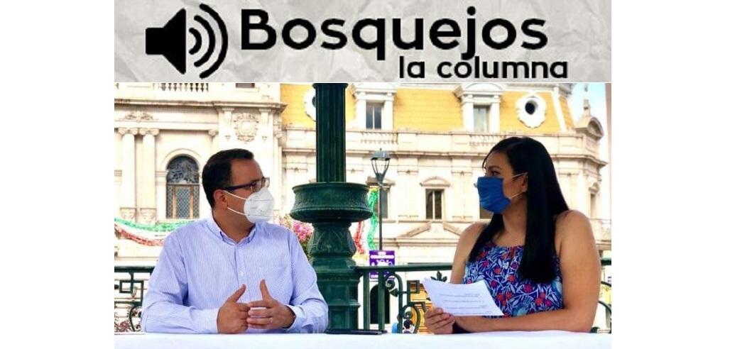 BOSQUEJOS LA COLUMNA – Neta?: 22 dictámenes, 4 iniciativas y 1 postura -Mañana será Informe Virtual de Hugo Aguirre