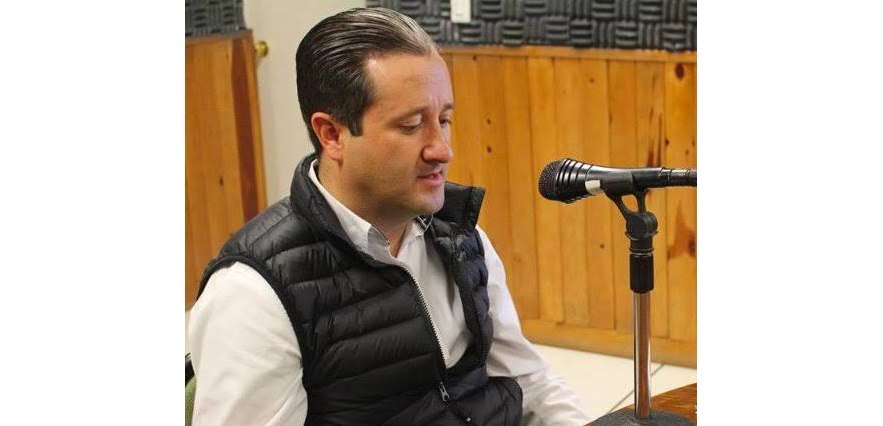Hugo Aguirre rompe con el PRI de Bazán