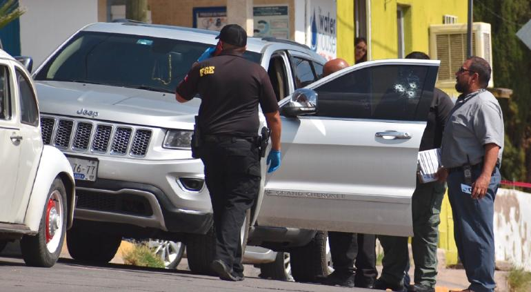 Regresa violencia al Cerro de la Cruz; segundo narcoejecutado del día