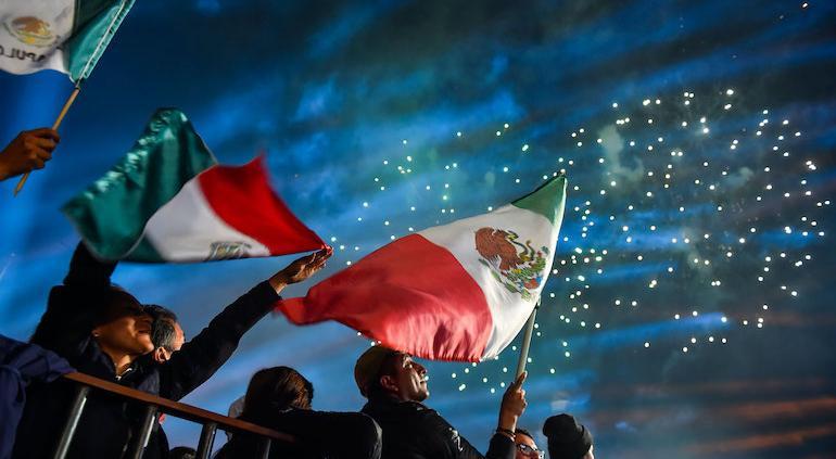 Recomienda El Paso fiestas virtuales por Independencia de México