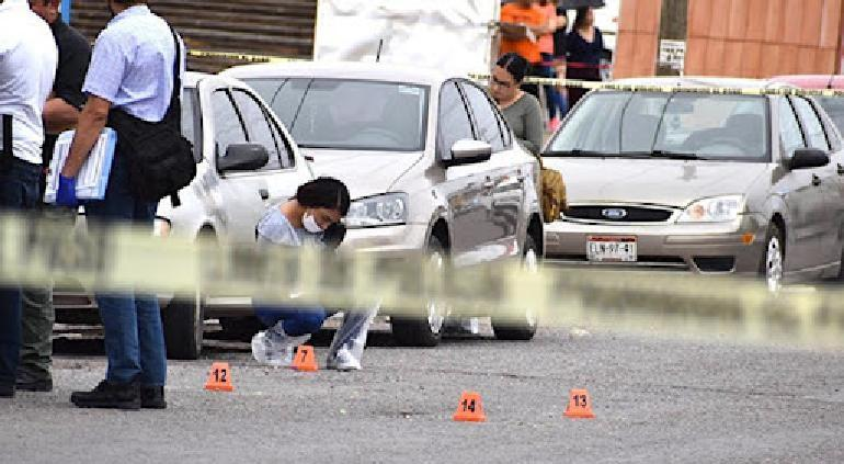 Crecieron homicidios 90.5% en Chihuahua de 2015 a 2019
