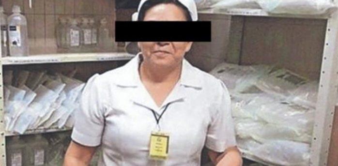 Hallan enterrada en su propio jardín a enfermera desaparecida