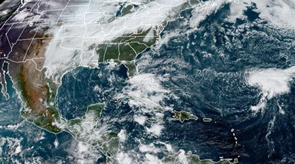 Se forma tormenta tropical Epsilon en el Atlántico Central