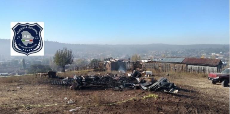Muere persona en incendio de casa en Madera: Fiscalía investiga