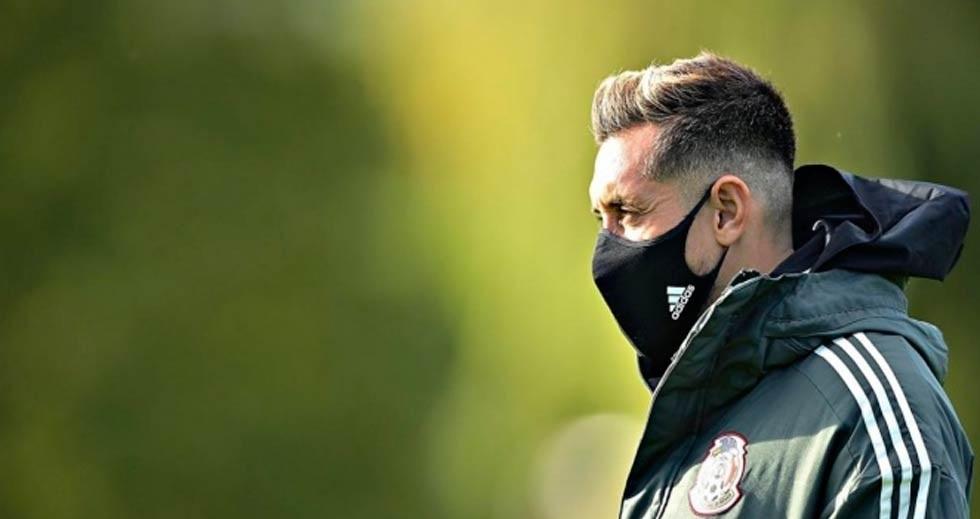 Héctor Herrera causa baja con el Tricolor por lesión