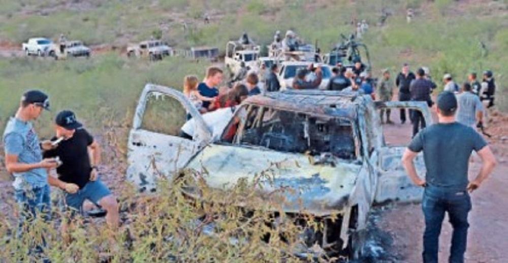 Detienen a jefes del crimen por masacre en La Mora