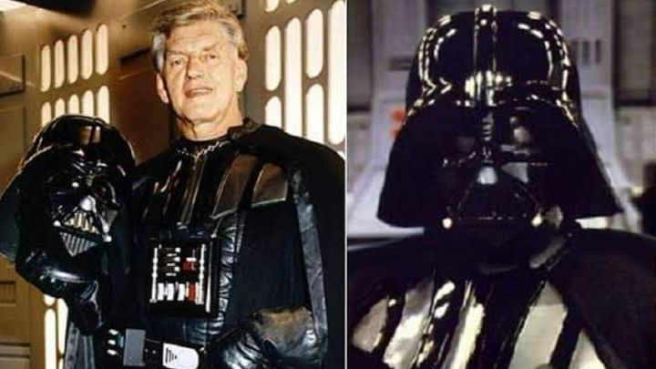 Muere David Prowse, el 'Darth Vader' original de 'Star Wars'