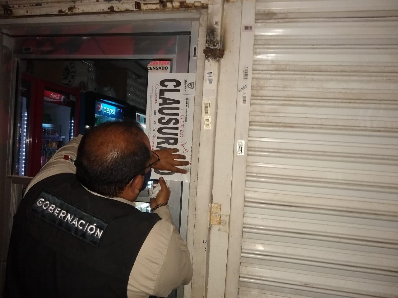 Juárez > Fueron desalojadas 341 personas de establecimientos, ayer