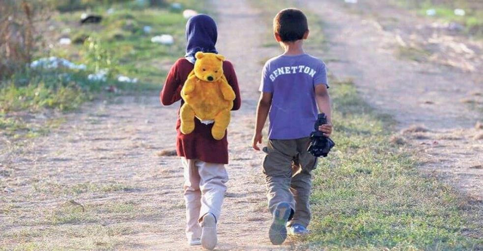 Estados Unidos expulsa niños migrantes de otros países a México
