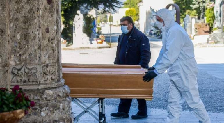 Supera España 40 mil muertes confirmadas a COVID; señalan subregistro