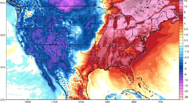 Así regresarán heladas la siguiente semana en el estado