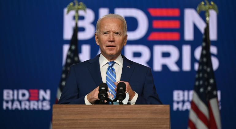 Ganó Biden Míchigan; está a 6 votos de ser presidente de EE.UU.